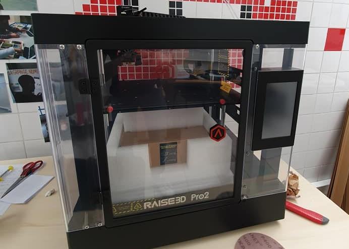 Nouvelle Imprimante 3D